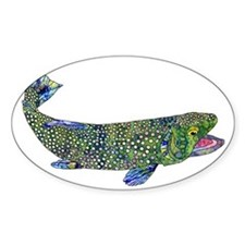 Wild Trout Decal
