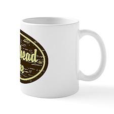 Moosehead Oval Mug