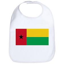 Guinea Bissau Flag T Shirts Bib