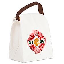 CFD Gaelic Football Logo R Canvas Lunch Bag