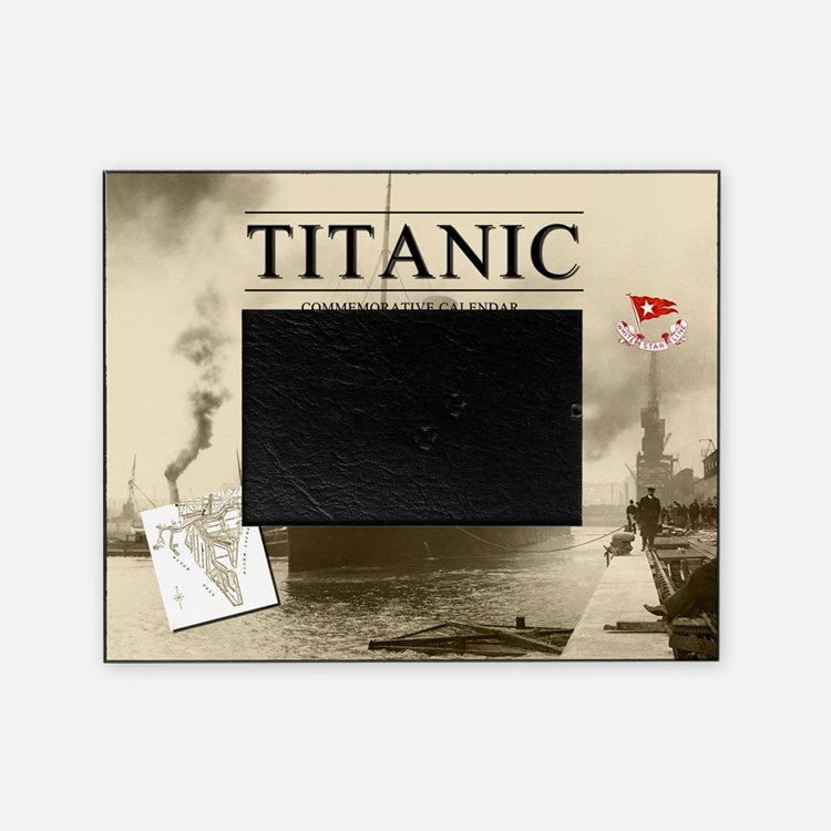 Calendar-Cover-Standard Picture Frame