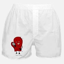Bad Mitten (Badminton) Boxer Shorts