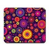 Hippie Mouse Pads