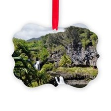 Waterfall Ornament