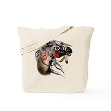 War Horse Trans Tote Bag