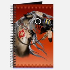 THROW BLANKET War Horseb Journal