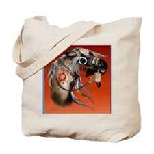 THROW BLANKET War Horseb Tote Bag