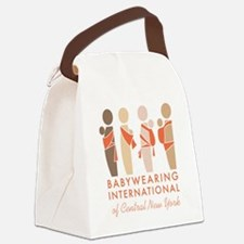 Babywearing International of CNY  Canvas Lunch Bag