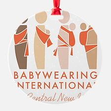 Babywearing International of CNY Lo Ornament