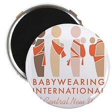 Babywearing International of CNY Logo Magnet