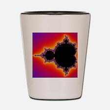 Sunset Fire Shot Glass