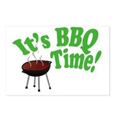 It's BBQ Time! Postcards (Package of 8)