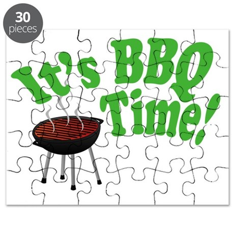 It's BBQ Time! Puzzle