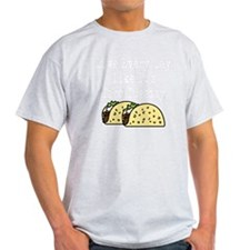 Taco Tuesday On Dark T-Shirt
