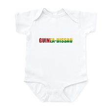 Guinea Bissau Infant Bodysuit