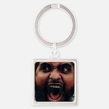 AbdulLateef Square Keychain
