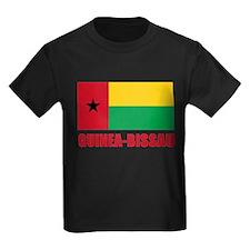 Guinea Bissau Flag T