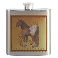 Big Copper Appaloosa Flask