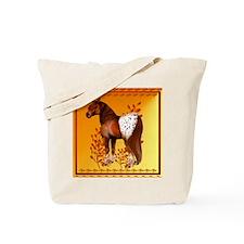 Big Copper Appaloosa Tote Bag