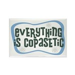 Everything is Copasetic Rectangle Magnet