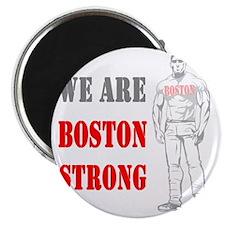 Boston Strong Man Magnet