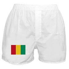 Guinea Flag T Shirts Boxer Shorts