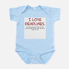 Deadlines Infant Bodysuit