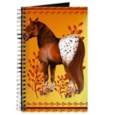 Twin Duvet Big Copper Appaloosa Journal