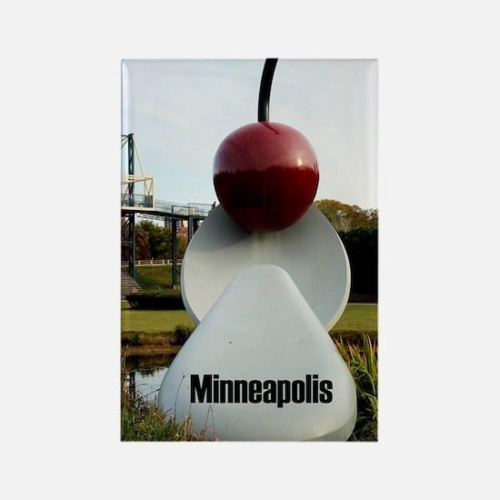Minneapolis_2.41x4.42_iPhone3GHar Rectangle Magnet