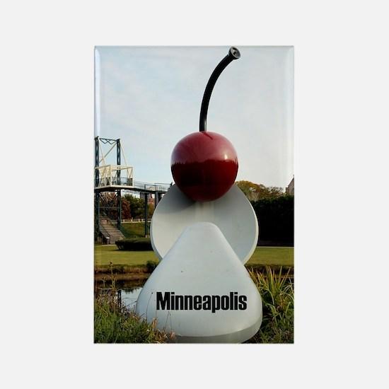 Minneapolis_7.16 x 10.28_KindleSl Rectangle Magnet