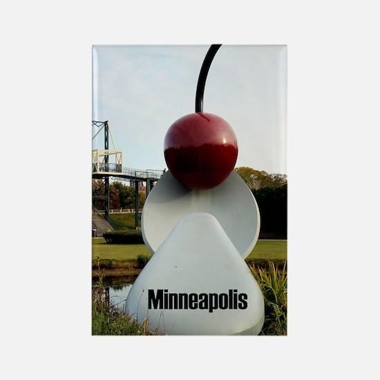 Minneapolis_8.887x11.16_iPadSleev Rectangle Magnet