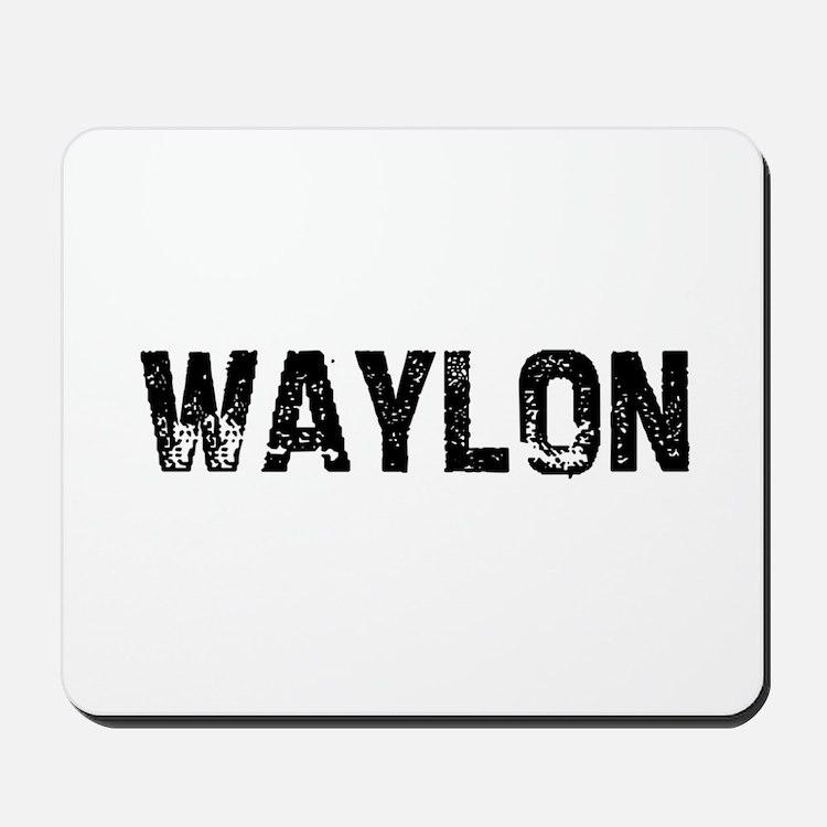 Waylon Mousepad