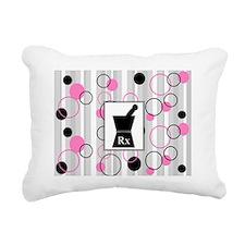 pharmacist B Rectangular Canvas Pillow