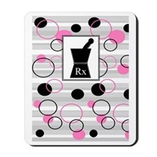 pharmacist C Mousepad