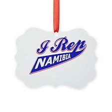 Namibian patriotic designs Ornament