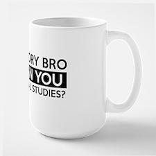 Social studies teacher jobs Mug