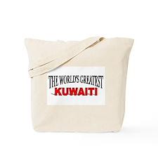"""""""The World's Greatest Kuwaiti"""" Tote Bag"""