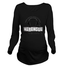 Merengue And The Oth Long Sleeve Maternity T-Shirt