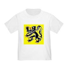 Lion of Flanders T