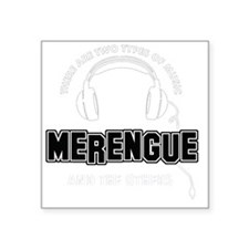 """Merengue And The Others Square Sticker 3"""" x 3"""""""