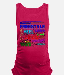 3-1new freestyle sq.png Maternity Tank Top