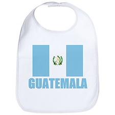 Guatemala Flag Bib