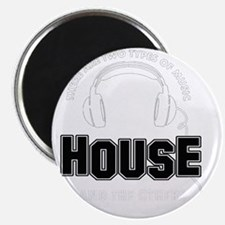 House And The Others Magnet