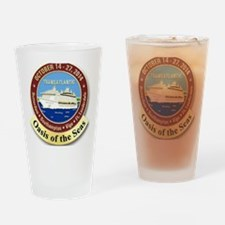 Oasis (Logo Only) Drinking Glass