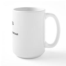 American Wirehair cat designs Mug