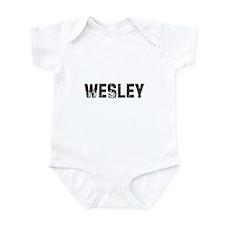 Wesley Infant Bodysuit