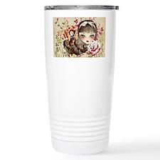 Hidden Garden Travel Coffee Mug