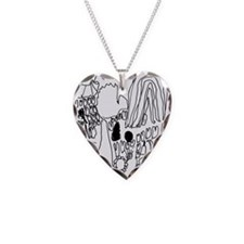 Ainsley Charles Necklace Heart Charm