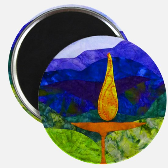 Mountain Chalice Magnet