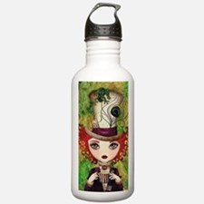Lady Hatter Water Bottle